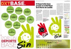Arranque de la campaña Deporte Base Sin
